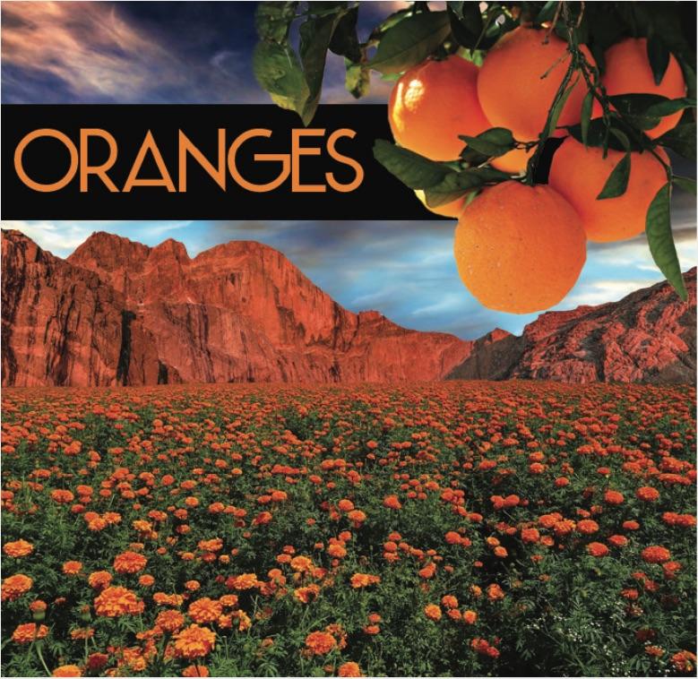 Oranges CD Package